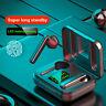 Mini Wireless Bluetooth 5.1 Earbuds Headset Headphones In-Ear Stereo Earphones