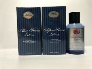 Lot of 2 The Art of Shaving Ocean Kelp After Shave Lotion 3.4 oz, See Details