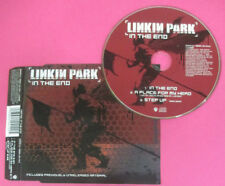 CD singolo Linkin Park In The End W569CD EUROPE 2001 no mc lp vhs dvd (S16**)