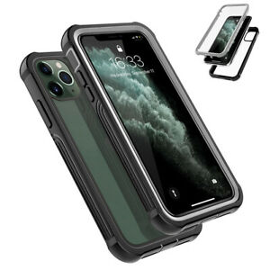For iPhone 12 11 13 Pro Max XR 7 8 SE Heavy Duty 360 Full Shockproof Case Cover