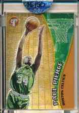 Paul Pierce Celtics 2001-02 Topps Pristine REFRACTOR #/ 50 Encased