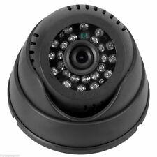 Dome IR Night Vision CCTV Security Camera Micro SD/TF Card Slot DVR Home Shop