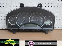 GENUINE HOLDEN COMMODORE VZ LVL 2 STANDARD CLUSTER (DC)