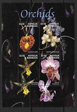 ANTIGUA SGMS3779 2003 ORCHIDS  MNH
