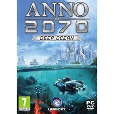 Anno 2070 Deep Ocean (Expansion) Game PC 100% Brand New