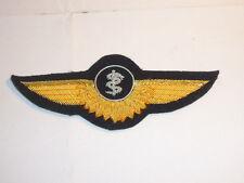 Marine allemande / Marine Abz. pour Médecin de l'air en Argent