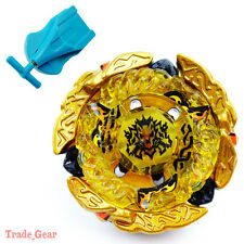 Beyblade BB99 Hell Hades Kerbecs Metal Masters Fusion+Single spin Launcher
