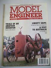 Model Engineer. Vol. 171. No. 3959. 17 December, 1993 - 6 January, 1994. Liberty