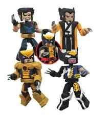SDCC 2013 Wolverine Saga Minimates Box Set Diamond Select Toys