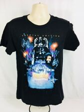 NWT Star Wars Special Edition Empire Strikes Back Graphic T Black Men's Small