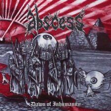 Abscess - Dawn of Inhumanity CD NEU OVP