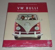 Bildband: VW Bulli / Bus / Westfalia / Camper usw. T1 - T5 Die Prospekte ab 1950