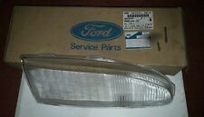 Ford Mondeo front R/H O/S headlight lens - glass '96