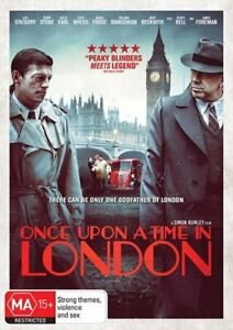 Once Upon A Time In London DVD