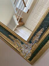 large vintage wall mirror 39x48