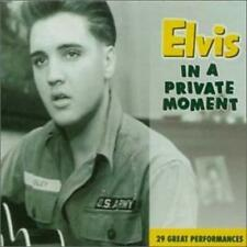 ELVIS <>IN A PRIVATE MOMENT<>OOP<>2000 FTD CD
