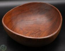 Teak Schale / Bowl - Danish Design - mid-century - Vintage - 60s - Ø ca. 29cm