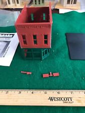 Ho Scale Building Smalltown Usa #6012 Needs Finishing Condition (310)t