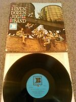 THE EVEN DOZEN JUG BAND - S / T LP RARE UK 1ST PRESS BOUNTY BY 6023 GROSSMAN
