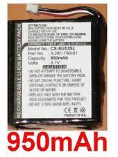 Batterie 950mAh type 3-281-790-01 Pour Sony Clie NV-U70