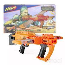 New Nerf Doomlands 2169 Double Dealer Blaster Gun 24 Soft Darts & Clips Official