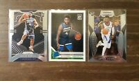 Jaylen Nowell RC Lot - Panini Prizm, Donruss Optic and Prizm Draft Picks