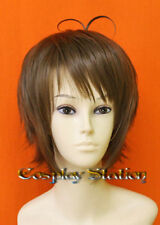 Hetalia Axis Powers Greece Heracles Karpusi Cosplay Wig_wig352