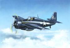 Hobby Boss 3480330 Grumman FM-2 Wildcat 1:48 Flugzeug Modell Bausatz Modellbau
