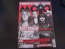 Kurt Cobain, Nirvana, Deep Purple - Mojo Magazine 2003