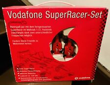 Rennbahn Auto Spielzeug Formel 1 Vodafone Rennautos NEU OVP Kinder Sammler