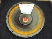 Utah HF12PC-2 Original Woofer. Tested with 60 Watt Receiver & Tone Generator