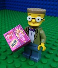 Lego 71009 The Simpsons Series 2 WAYLON SMITHERS Malibu Stacy Minifig Minifigure