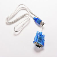 9 Pin DB9 RS232 Serial Port to USB Cable Serial COM Port Adapter Converter TO