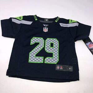 Seattle Seahawks Earl Thomas Nike Boys Jersey Toddler Baby Size 12 Months