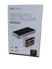 Belink Portable PICO Video Projector MK2000 ( New in Shrink Wrap)