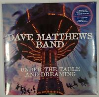 Dave Matthews Band – Under The Table And Dreaming - 2 x LP Vinyl Records - NEW