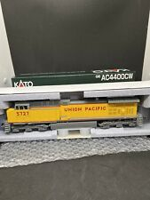 Kato GE AC4400CW Union Pacific 5257 HO Scale Brand New