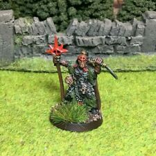Pro Painted Orc Shaman #1 Metal Miniature - Lord of the Rings LOTR Hobbit
