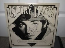 BRUCE SPRINGSTEEN SIGNED GLORY DAYS ALBUM AUTOGRAPH RECORD CLEMONS LP CD PROOF