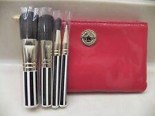 bareMinerals Bare Escentuals Mini Marvels 4 Piece Mini Brush Collection W/ Bag