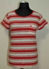 WOMENS ABERCROMBIE AND FITCH TOP T SHIRT  SIZE L VGC