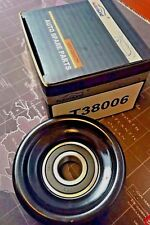A/C Drive Belt Idler Pulley High Quality 38006 see description for car fitment