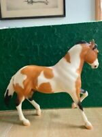 "Breyer Traditional Horse ""Buster"" Buckskin Pinto Cody Ranch Horse Mold PERFECT"