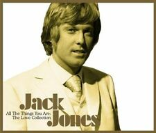 JACK JONES ALL THE THINGS YOU ARE THE LOVE COLLECTION 2 CD NEW