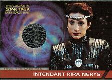 THE COMPLETE STAR TREK DEEP SPACE COSTUME CARD CC4 KIRA