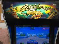 Cruisin Exotica Arcade  Video  Game