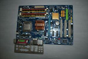 Gigabyte GA-P35-DS3L Q8400 Quad Core 2.66ghz, 2 X 1gb DDR2 667 Kingston I/o