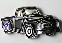 CHEVY CHEVROLET 1951 BLACK PICKUP TRUCK LAPEL PIN BADGE 1 INCH
