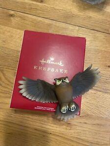 Hallmark keepsake ornament owl