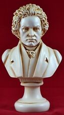 Beethoven Bust greek statue  NEW Free Shipping - Tracking